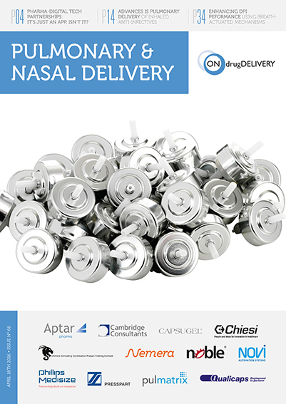 Pulmonary and nasal delivery no66