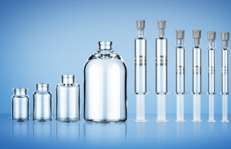 Figure 1: OXYCAPT™ Vials and Syringes.